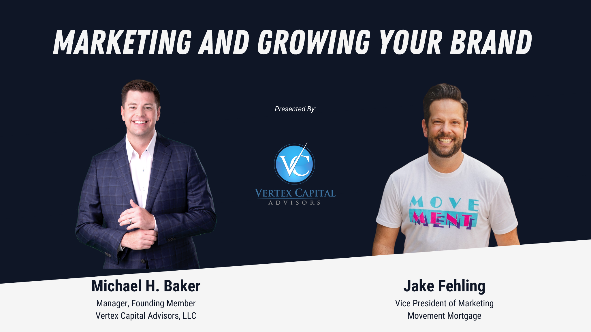 Growing Your Brand w/ Jake Fehling